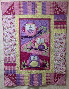 Karlees's baby quilt