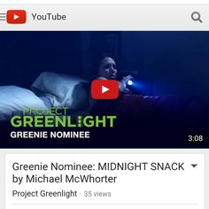Like our short film on YouTube and help us win!! http://www.youtube.com/watch?v=J1-3VvUramQ