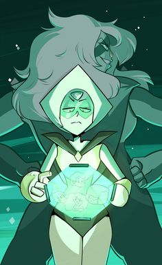 Peridot and Jasper from Steven universe | homeworld gems Cartoon Network fanart
