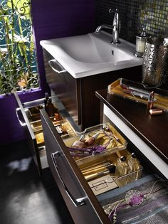 Modern Moroccan Bathroom Furniture and Inspiration from Delpha