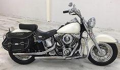 eBay: 2000 Harley-Davidson Softail 2000 Harley Davidson Heritage Softail Custom Bagger Cruiser Chrome… #harleydavidson usdeals.rssdata.net