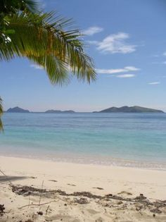 Fiji, I will get there!