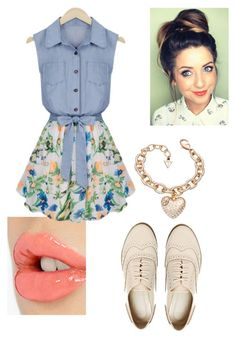 """Untitled #4"" by angelbeyah ❤ liked on Polyvore"