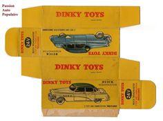 DINKY TOYS 24V : BUICK ROADMASTER boite repro / reprobox COPIE AVEC AUTORISATION | eBay