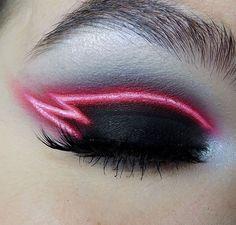 cyclops neon eyes