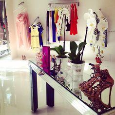 New sama store is opened! Wardrobe Rack, Blood, Mirror, Store, Home Decor, Fashion, Graz, Homemade Home Decor, Tent