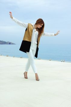 Gold & White Sun on my skin: take a look to my blog. #blogger #italian #sicilia #newcollection