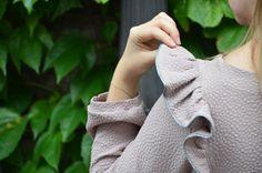 La Brune - Delphine Morissette - on sunday mornings