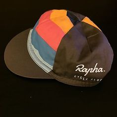 New Rapha Tillie Anderson The Terrible Swede Cap sold only at Mobile Cycle Club