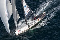 Barcolana 48 2016 photo Borlenghi #boat #sail #sailing #trieste #barcolana