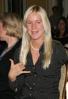 Bethany Hamilton WearingDAMON Braces