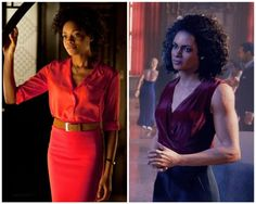 Uncharted movie cast nadine ross actor Naomie Harris