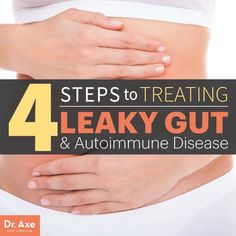 Treating Leaky Gut and Autoimmune Disease - Dr. Axe #Treatingthyroidnaturally