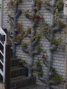 PVC PIPE PROJECTS ~ 11 GARDEN IDEAS