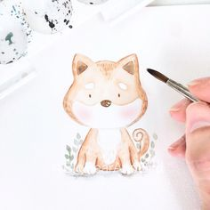 Shiba Inu puppy will be joining the other Friendly Puppies. Stay tuned! They will be available for your personalized products soon   #drawing#draw#art_we_inspire#arts_help#worldofartists#handpainted#watercolor#watercolorist#winsorandnewton@winsorandnewton#watercolour#illustration#waterblog#watercolorillustration#illustrationartists#bigbearandbird#cute#instagram#art_spotlight#shibainu#puppy #dogs by bigbearandbird