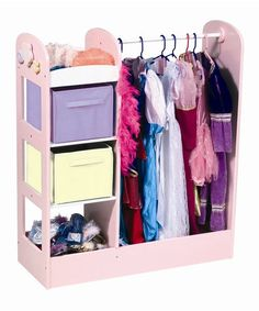 Take a look at this See & Store Dress-Up Center by Guidecraft on #zulily today!