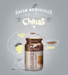 Las Brisas - Salsa agridulce china