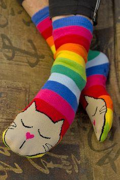 http://www.sockdreams.com/products/tubular-rainbow-cat-socks?t=11060