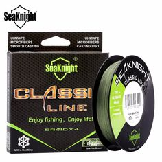 Goture Braided Fishing Line 300M//328yds 4 Strands Multifilament Line 8LB-80LB