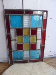 Film adh sif d coratif vitrail bleu 36 microns for Decoration fenetre vitrail