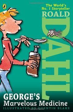 George's Marvelous Medicine by Roald Dahl, http://www.amazon.com/dp/0142410357/ref=cm_sw_r_pi_dp_vtC4rb1PQD68X