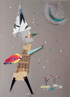 Creative cardboard designs |Blanca Helga