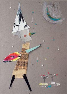 hello, Wonderful - CREATIVE CARDBOARD DESIGNS FROM BLANCA HELGA
