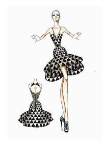 I have always loved fashion illustrations, so working with them as part of my job is particularly special.The below are examples from th...
