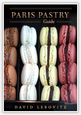 """Paris Pastry Guide"" by David Lebovitz"
