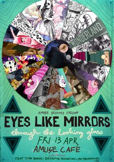 GigPosters.com - Eyes Like Mirrors