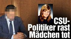 """0,53 Promille - CSU-Politiker rast Mädchen tot - Der ehem. CSU-Kommunalpolitiker Jürgen L. (41) am Mi. im Gericht. Es war der 14. Juli 2013: Jürgen L. hatte mind. eine Flasche Rotwein getrunken, raste mit 0,53 Promille über die B 16. Der Angeklagte: """"Ich wollte vor Mitternacht zu Hause sein, fühlte mich fahrsicher."""" http://www.bild.de/regional/muenchen/prozess/csu-politiker-rast-betrunken-maedchen-tot-39729198.bild.html"""