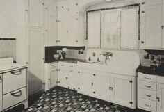 1000 Ideas About 1930s Kitchen On Pinterest 1920s