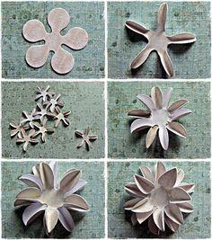 Modèle de fleur.
