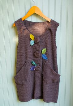 Jumper Dress made from Recyled Lambswool
