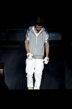 FOTOS: Justin Bieber reunió a 215 mil fans en el Zócalo