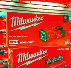 Milwaukee 2354-20, M18 Search Light (Tool Only) - http://cf-t.com/product/milwaukee-2354-20-m18-search-light-tool-only/   #Aboveaverageliving #Canada #Cftools #Customerservice #Goldrush #Hvac #Krugerfam #Lightitup #Mechanic #Milwaukeetools #NBHD #Oldmilwaukee #Plumber #Seeinred #Smallbusiness #Tools #Tradesman #Wetools #Yxe