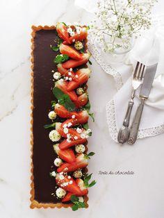 Tarte Au Chocolat - Deliziosa Virtù