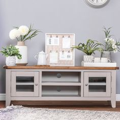 Chester Grey Painted Oak Large TV Unit unit decor Long Chester Grey Pai … – grey living room – Tv Units Welcome Home Oak Furniture Living Room, Wall Tv Stand, Tv Unit Decor, Livingroom Layout, Furniture, Oak Furniture, Living Room Grey, Living Room Furniture, Large Tv Unit