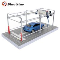 2018 laser wash 360 New SIngle Arm No Brushes Touchless Car Wash With Dryer System Wash Car At Home, Water Pump Motor, Car Wash Equipment, Automatic Car Wash, Car Wash Business, Car Washer, Parking Design, Garage Design, Car Cleaning