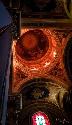 https://flic.kr/p/xew778 | Dome - #dome #church #SanctuarySacredHeartofJesus #sanctuary #naturelight #stainedglass #travel #TheBomJesusChurch #ItuSPaulo #leica #leicadlux6
