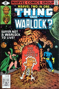 Marvel Two-In-One No. 63