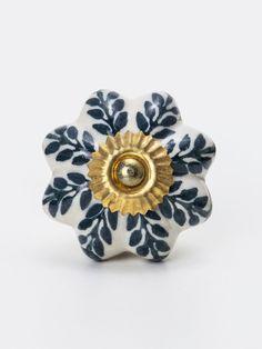 Puxador de Porcelana e Ceramica p/ Gaveta   collector55.com.br loja de decoração online - Collector55
