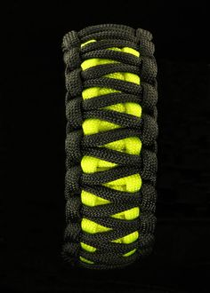 Neon King Cobra Paracord Bracelet Our Price : $20.00
