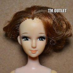 Takara Vintage Orie-san Doll Licca-chan mother Licca-chan