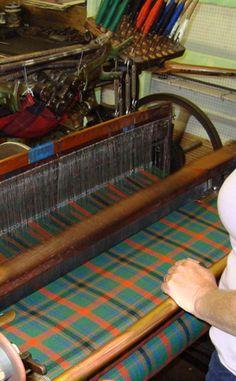 Yoseph's 'Coat of Many Colors', the Tartan has its origin in Israel. Glen Affric Scotland | glen_affric