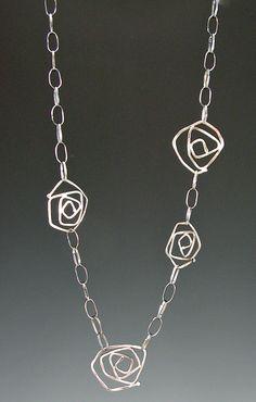 Judie Raiford - Dale's Roser Necklace…