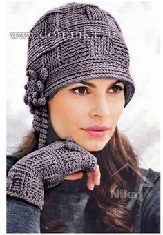 Crochet hat https://www.youtube.com/watch?v=QsB2r6rpdYQ