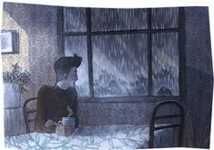 The perfect Rain Window Illustration Animated GIF for your conversation. Discover and Share the best GIFs on Tenor. Art And Illustration, Gif Animé, Animated Gif, Gif Chuva, Bonjour Gif, Pixel Art, Rain Window, Beau Gif, Rain Gif