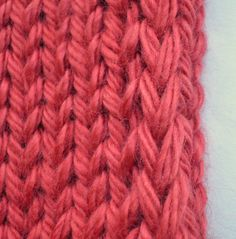 Stop stockinette stitch from rolling.  I must remember to do this for my next project!