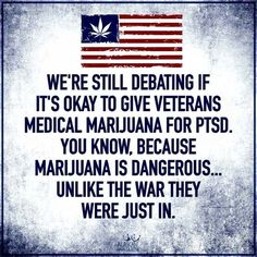 True Words 😏😉 If pot can be used instead of opioids what is the PROBLEM! WAKE UP! (You can buy non-high marijuana {Cannabidiol / CBD} that can stop pain and anxiety) Medical Cannabis, Cannabis Oil, Ptsd, True Words, Thought Provoking, That Way, Life Quotes, 1, Wisdom